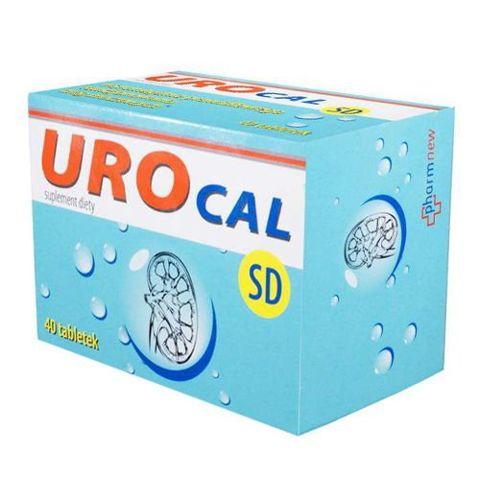 Urocal SD x 40 tabletek