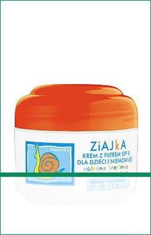 ZIAJA ZIAJKA krem dla dzieci z filtrem UV 6 50ml